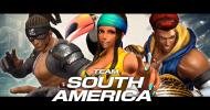 The King of Fighters XIV, il team Sud America nel nuovo trailer