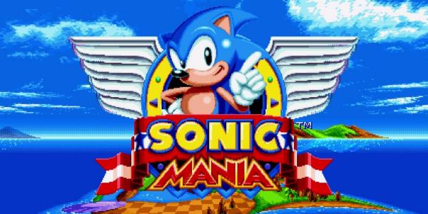 Sonic Mania banner