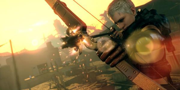 Metal Gear Survive banner