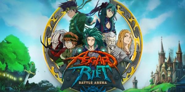 Asgard Rift: Battle Arena megaslide