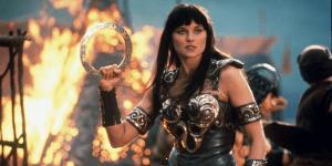 Xena: Warrior Princess megaslide