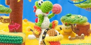 Poochy & Yoshi's Woolly World, si parte all'avventura nel nuovo trailer