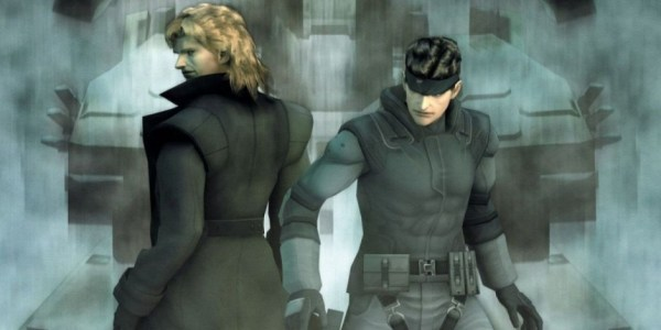 Metal Gear Solid The Twin Snakes megaslide