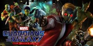 Marvel's Guardians of the Galaxy The Telltale Series copertina megaslide