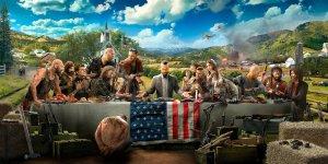 Far Cry 5, il trailer di lancio di Dannati Luridi Zombie