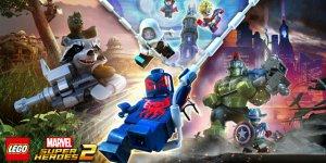 LEGO Marvel Super Heroes 2 nel trailer di lancio