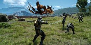 Final Fantasy XV, i contenuti dell'aggiornamento di Compagni di battaglia in un trailer
