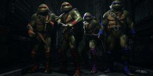 Injustice 2, il primo trailer di gameplay delle Tartarughe Ninja