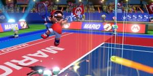 Mario Tennis Aces banner