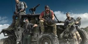 Tom Clancy's Ghost Recon Wildlands banner megaslide