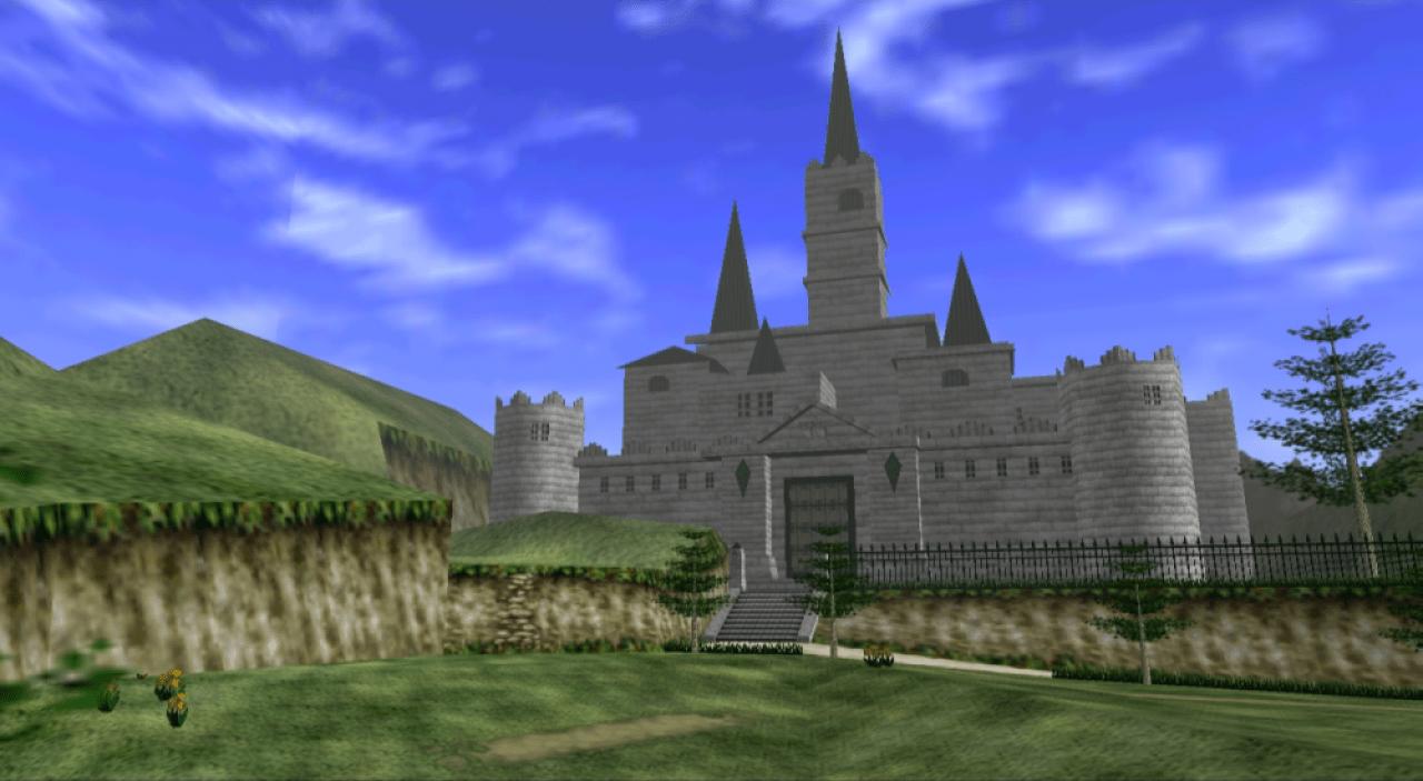 The Legend of Zelda: Ocarina of Time screenshot