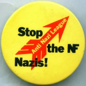 Stop the NF Nazis! Anti Nazi League