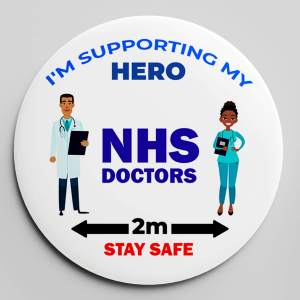 DOCTORS BADGE