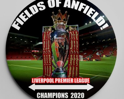 FIELDS OF ANFIELD BADGE