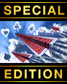 First Class Solitaire - Take Flight Badge