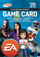 EA Game Card