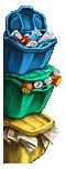 Pogo Mini Item: Recycling