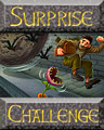 Surprise Challenge Badge