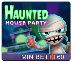 Big Fish Casino: Haunted House Party Slots