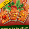 Coupon Code: 25% Off Premium Badge Albums