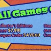Weekend Sale: All Games 60% Off