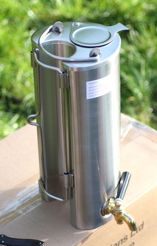 Fronier Stove Water Heater Jacket
