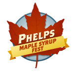 Phelps Maple Syrup Fest Logo