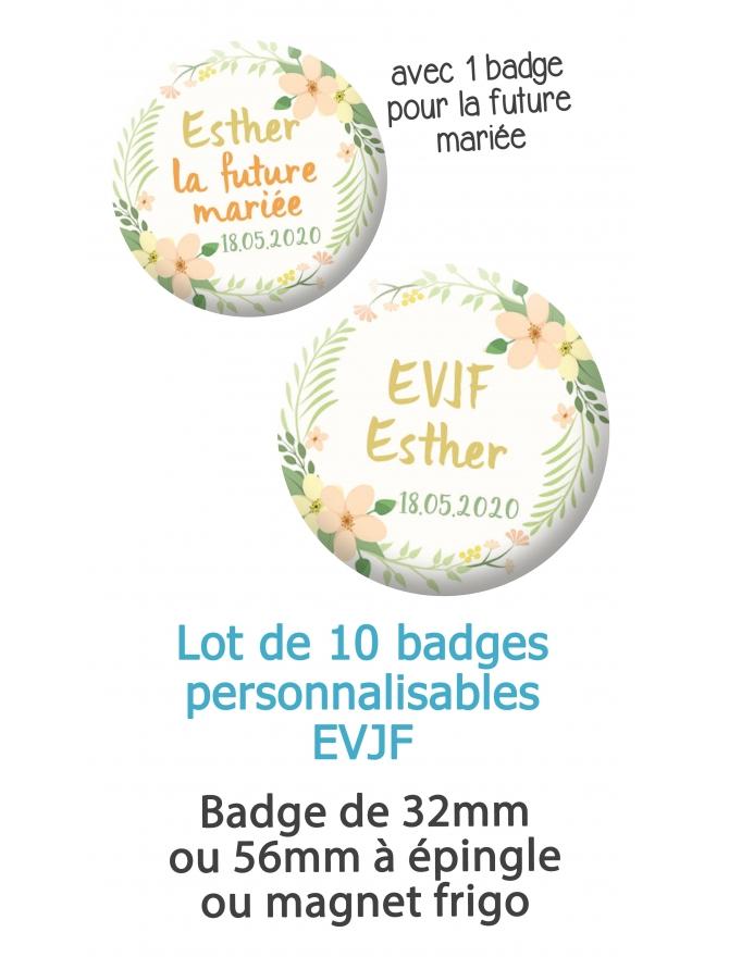 badges folie