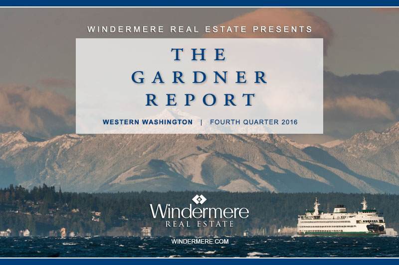 The Gardner Report – Fourth Quarter 2016