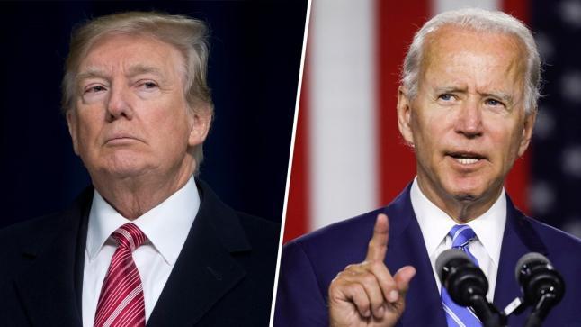 دونالد ترامب يحذر من انتخاب جون بايدن