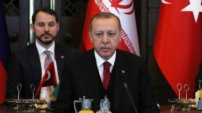 صهر أردوغان يترك وزارة المالية