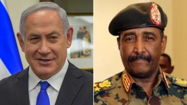 وفد أمني إسرائيلي يزور الخرطوم