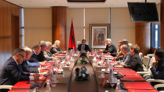 عاجل..العثماني يجتمع بالأحزاب بخصوص الكركرات