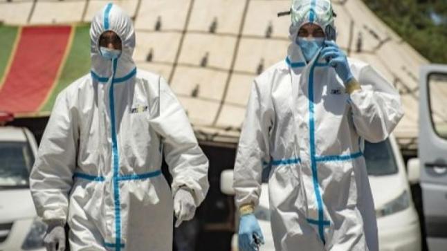 كورونا.. 12 حالة وفاة و564 إصابة مؤكدة