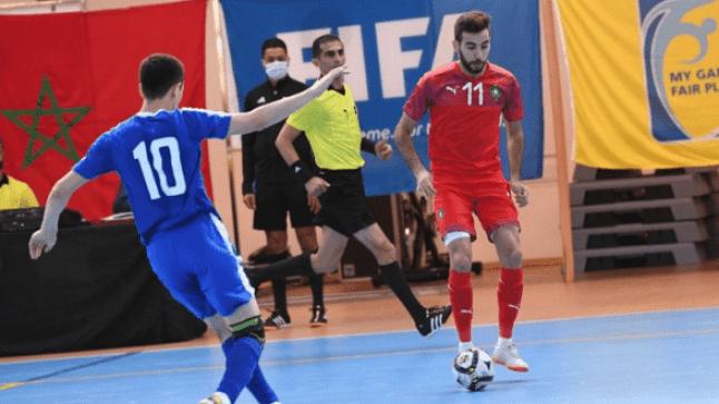 المنتخب المغربي لكرة القدم يجدد تفوقه