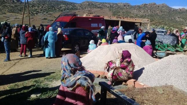 استنفار أمني بسبب العثور على جثة مسن ضواحي مراكش