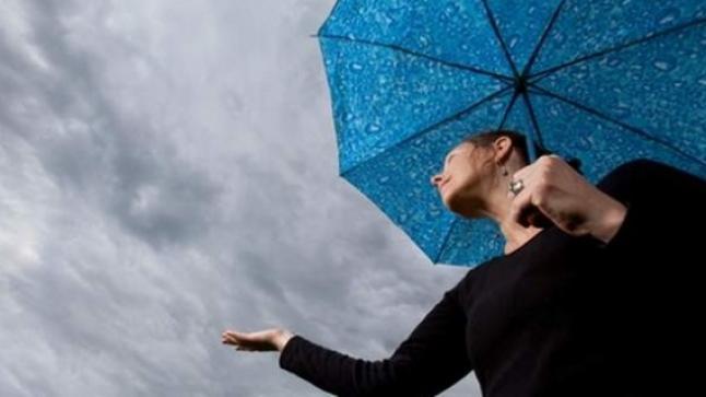الطقس..سحب كثيفة مع نزول أمطار ضعيفة
