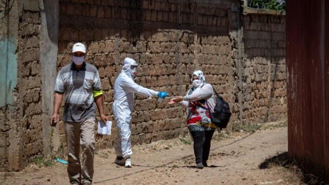 كورونا.. 30 حالة وفاة و 2646إصابة مؤكدة