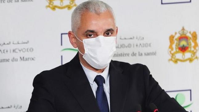 وزير الصحة يكشف عن الفئة المستهدفة من التلقيح ضد كوفيد 19