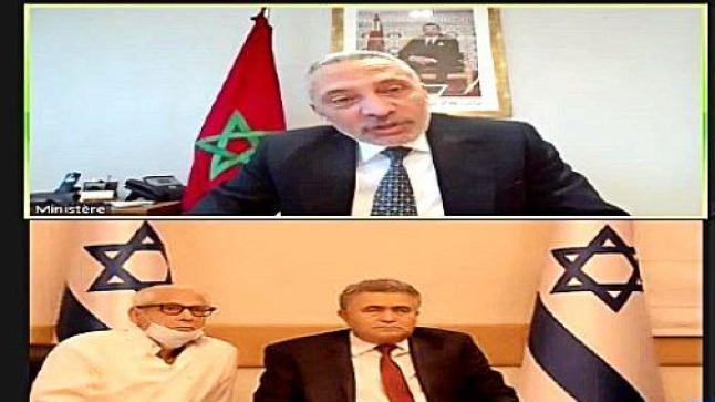 المغرب-إسرائيل.. اجتماع افتراضي يمهد لعلاقات صناعية جديدة