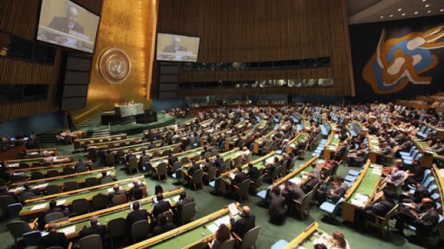 برسالة خطية.. الولايات المتحدة تبلغ الأمم المتحدة بموقفها من قضية الصحراء