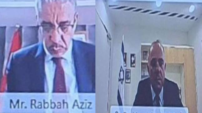 الرباح ممثلا للمغرب في محادثات مع وزير الطاقة الإسرائيلي