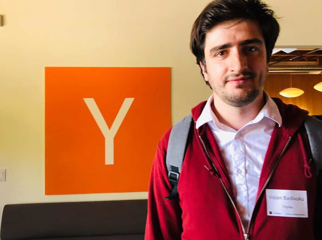valon badivuku at y combinator