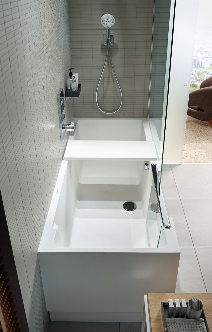 Duravit Walk In Douche En Bad