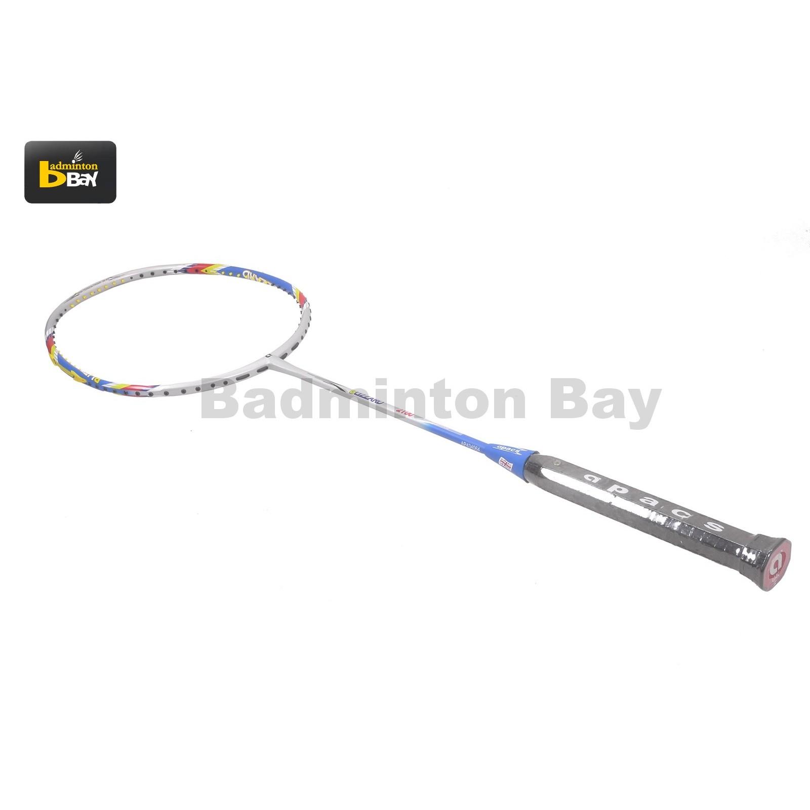 Out Of Stock Apacs Blizzard 5u Badminton Racket