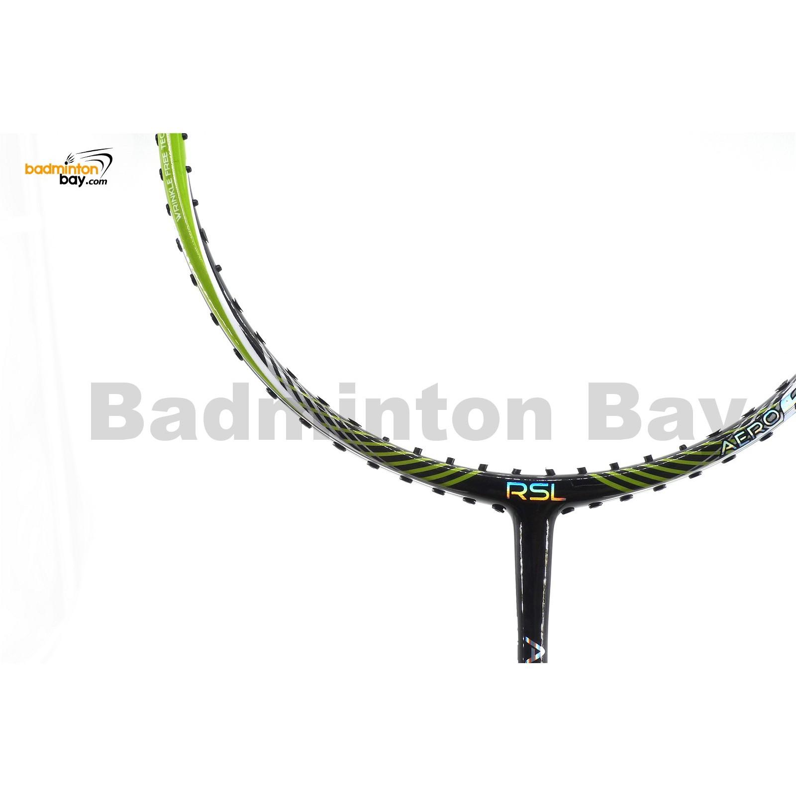 Rsl Aero 63 Badminton Racket 4u G5