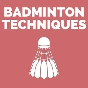 badminton shots