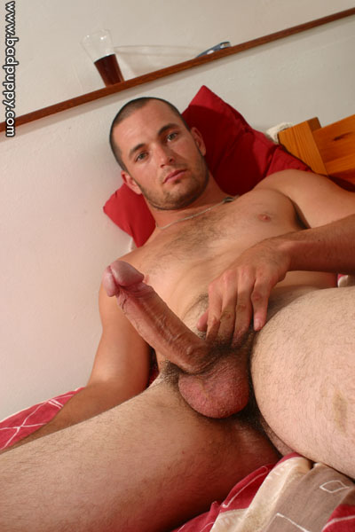 Sexy Bus Driver Trev Jerks Off At Bad Puppy - Hairy Guys In Gay Porn-4773