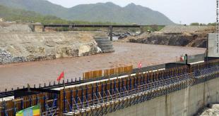 أثيوبيا قامت بعمل 25 سد في السابق