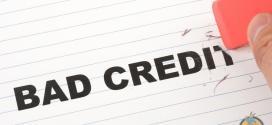 BAD CREDIT CREDIT CARD